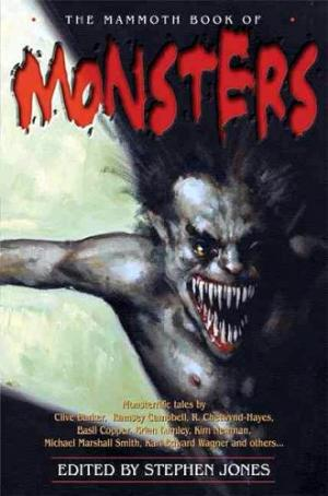 The Mammoth Book of Monsters [en]