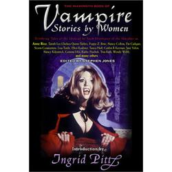 The Mammoth Book Of Vampire Stories Written By Women
