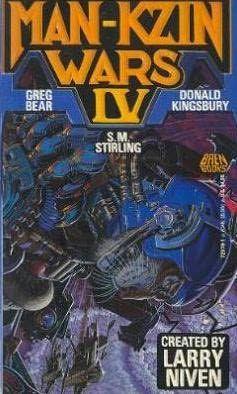 The Man-Kzin Wars 04