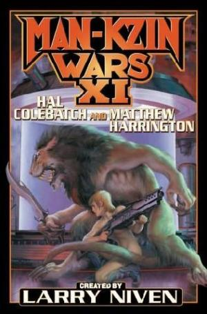 The Man-Kzin Wars 11