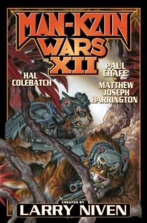 The Man-Kzin Wars 12