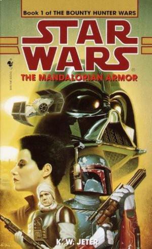The Mandalorian Armor