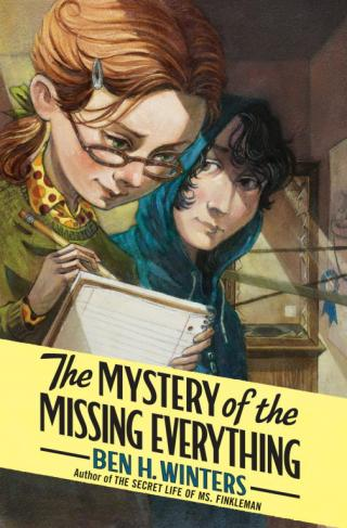 The Mystery of the Missing Everything