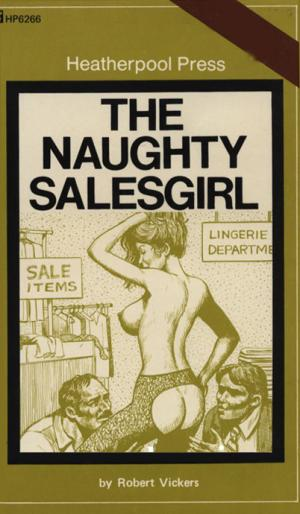 The naughty salesgirl