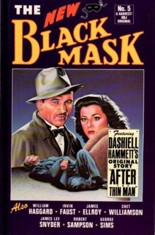 The New Black Mask (No 5)