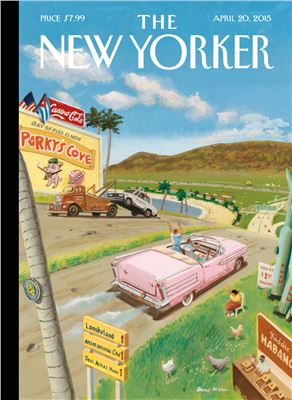 The New Yorker 2015.04 April 20