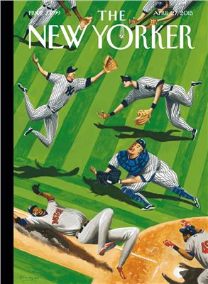 The New Yorker 2015.04 April 27