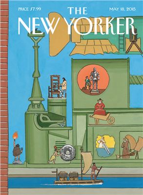 The New Yorker 2015.05 May 18