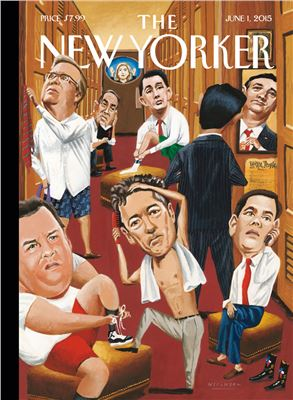 The New Yorker 2015.06 June 01