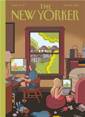 The New Yorker 2015.06 June 22
