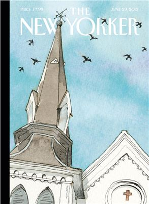 The New Yorker 2015.06 June 29