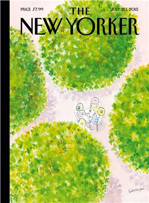 The New Yorker 2015.07 July 20