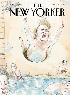 The New Yorker 2015.07 July 27