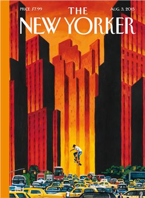 The New Yorker 2015.08 August 03