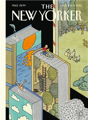 The New Yorker 2015.08 August 10-17