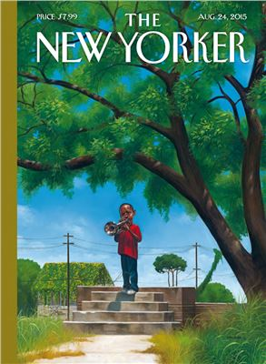The New Yorker 2015.08 August 24