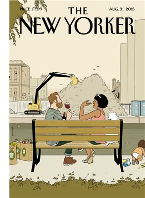 The New Yorker 2015.08 August 31