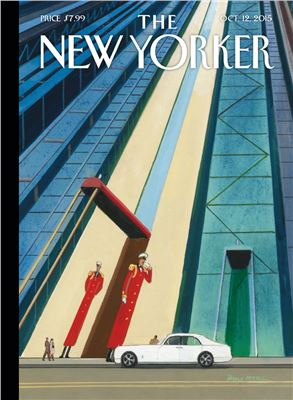 The New Yorker 2015.10 October 12