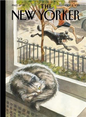 The New Yorker 2015.10 October 5