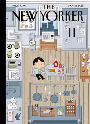 The New Yorker 2015.11 November 02