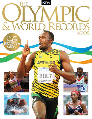 The Olympic & World Records Book
