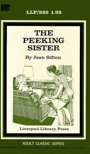 The peeking sister