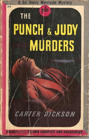 The Punch and Judy Murders