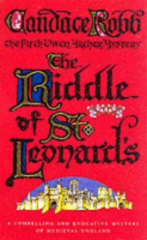 The Riddle Of St Leonard's