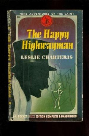 The Saint and the Happy Highwayman