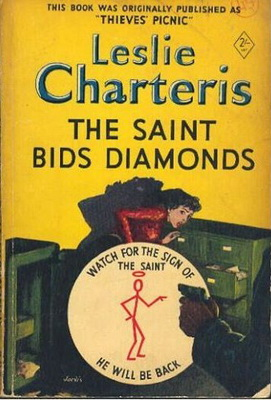 The Saint Bids Diamonds (Thieves' Picnic)