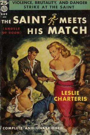 The Saint Meets His Match (She was a Lady)