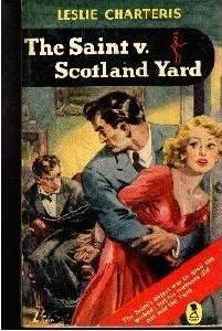The Saint vs Scotland Yard (The Holy Terror)