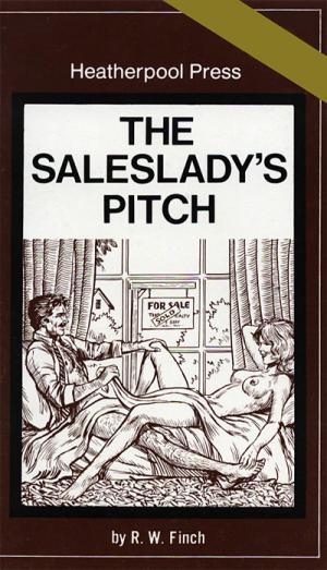 The saleslady's pitch