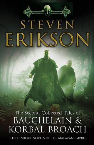 The Second Collected Tales of Bauchelain & Korbal Broach [с иллюстрациями]