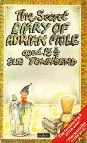 The Secret Diary of Adrian Mole, Aged 13 3⁄4