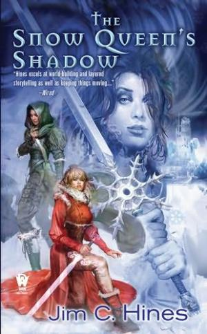 The Snow Queen's shadow