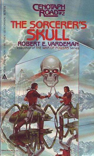 The Sorcerer_s Skull