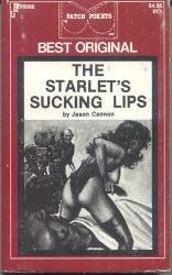 The starlet's sucking lips