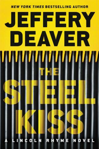 The Steel Kiss [Advance Reader's Copy]