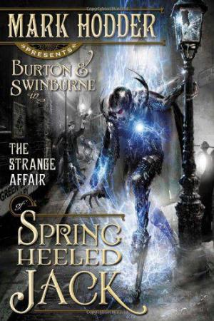 The strange affair of Spring-heeled Jack