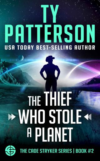 The Thief Who Stole A Planet: A Gripping Military Science Fiction Space Opera