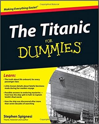 The Titanic For Dummies®