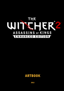 The Witcher 2: Assassins of Kings. Enhanced Edition Artbook