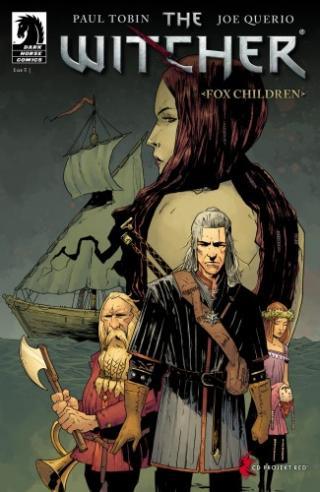 The Witcher. Fox Children #01