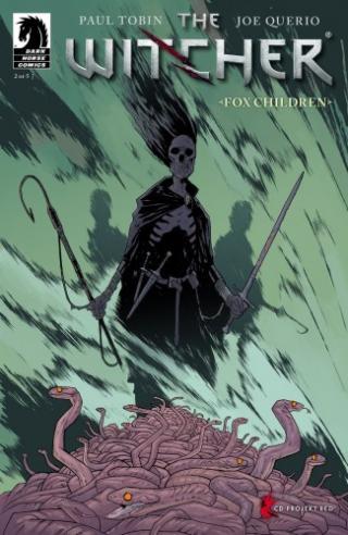 The Witcher. Fox Children #02