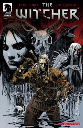 The Witcher. House of Glass #01