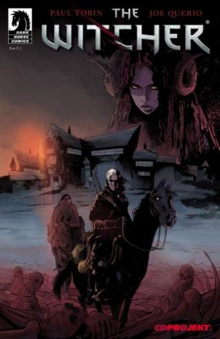 The Witcher. House of Glass #02