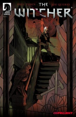 The Witcher. House of Glass #03