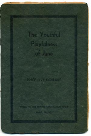 The youthful playfulness of Jane