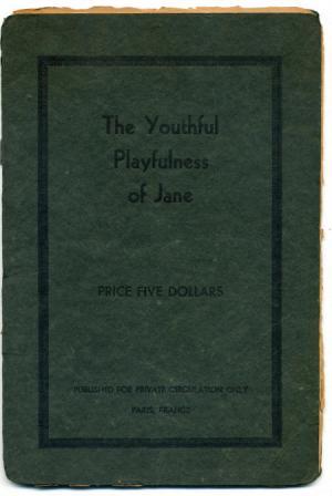 The youthful playfulness of Jane